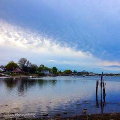 Morning Horizon. Danvers, MA