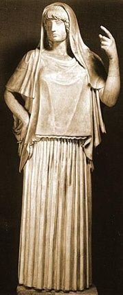 Hestia griega,Vesta romana.La sacerdotisa,la monja.La 3ª de la triada de Diosas virgenes,libres.