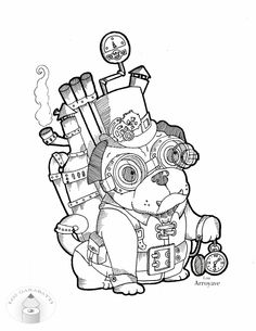Lourdes Arroyave - Steam Pug