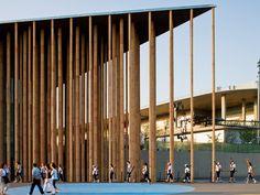 Material Design > Francisco Mangado