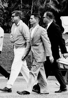 John F. Kennedy spent his last weekend in Palm Beach on Nov. 15-18, 1963. For the locals who were at the airport to say goodbye, the memory still brings goosebumps.