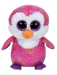 41ffecc8571 Ty Beanie Boos Patty - Penguin (Justice Exclusive)  Beanie Boos are They  are made from Ty s best selling fabric - Ty Silk