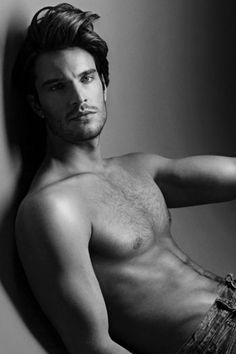 Daniel Di Tomasso, another hot guy that could easily be Christian Grey.