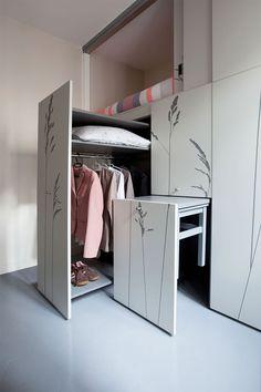 Você consegue se imaginar vivendo em um apartamento de apenas 8 metros quadrados? Tem quem tenha um banheiro maior do que isso e outros com armários e clos