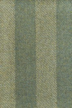 Striped Wool Upholstery Fabric Striped wool upholstery fabric in light and dark sage green.  Suitable for curtains and upholstery.