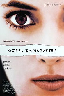 Girl Interrupted, one of my absolute favorites.