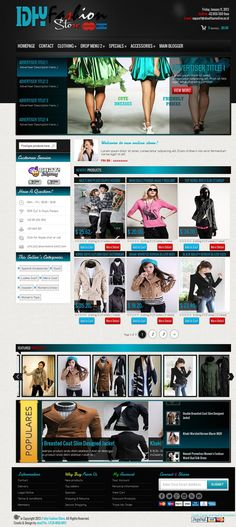 Idhy Fashion Store!    http://ut2a-4down.blogspot.com/2013/01/idhy-fashion-store-template-new-premium.html
