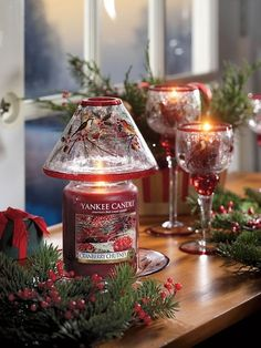 Noel Christmas, Christmas Candles, All Things Christmas, Christmas Decorations, Christmas Displays, Christmas Ideas, Christmas Wonderland, Winter Wonderland, Yankee Candle Scents