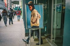 Photographer Jonathan Higbee Discovers a World of Coincidence on the Streets of New York