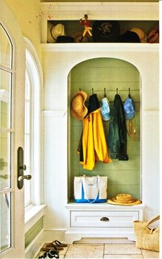 "mud room ""nook"""