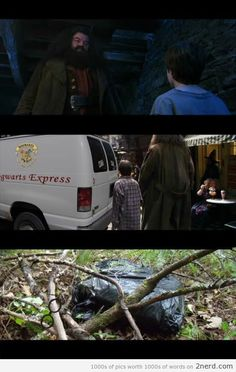 Harry Potter, the real story - http://2nerd.com/funny-pics/harry-potter-real-story/