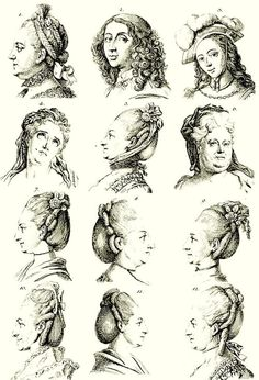 """Chodowiecki, Daniel Nikolaus: Illustration for Johann Caspar Lavaters """"Physiognomic Fragments for the Knowledge of Human Nature"""". - Goethe was very fond of Lavater, for some time at least, and had a keen interest in physiognomics, craneology/anatomy (he took lessons with Gall and others) and fossils (he discovered the incisive bone). During his visit in Berlin he went to see only two people of the rich cultural scene: """"German Sappho"""" Anna Louisa Karsch and Chodowiecki."""