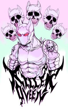 Image result for killer queen jjba