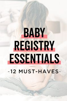 This must-have list of newborn gear is a minimalist and basic list of gear that your baby actually needs after birth. Add them all to your baby registry to be prepared to bring baby home. Baby Registry Essentials, Best Baby Registry, Baby Registry Items, Baby Registry Must Haves, Newborn Essentials, Newborn Care, Newborn Babies, Twin Babies, Newborns