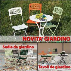 L'estate si avvicina...affrettatevi ad arredare il vostro giardino..su Italia-mobili tantissime novità e prezzi scontati > http://www.italia-mobili.it/165-giardino