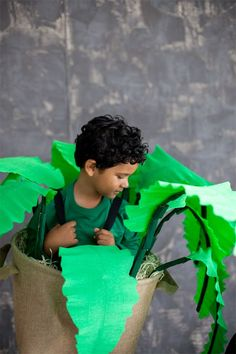 House Plant Costume | Oh Happy Day!