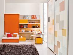 Habitación para jóvenes ALTEA RELAX Colección Altea by CLEI | diseño Pierluigi Colombo