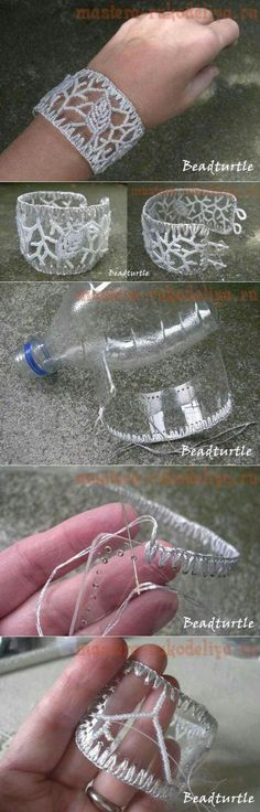 Make longer to use as gauntlets