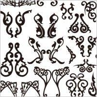 100 Classical Decorative Patterns