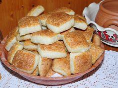 Gerdi süti: Túrós-sajtos párnák