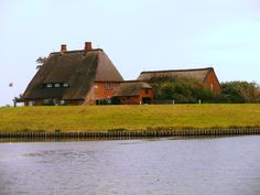 Hallig Hooge, Germany