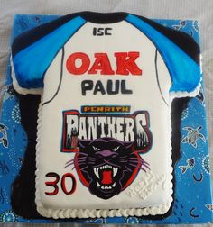 Cake Decorating Penrith : 1000+ images about NRL on Pinterest Rugby League ...