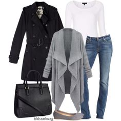 No. 377 - Casual day, created by hbhamburg on Polyvore