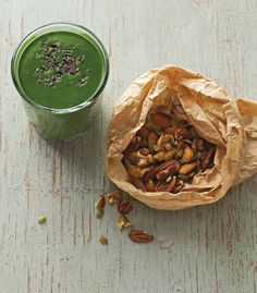 Green Smoothie, Choc Mint Whip, recipe in I Quit Sugar