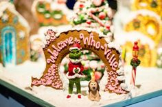 This is Sweets-ville, an entry in the professional division by Peter Gray of Petes Sweets.