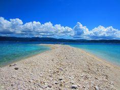 Barasu island in Okinawa Japan