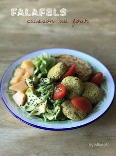 Falafels au four – Mes brouillons de cuisine