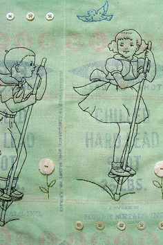 Hunting Season (detail) by BooDilly's, via Flickr