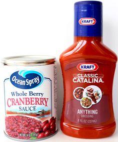 Crockpot Cranberry Chicken Recipe