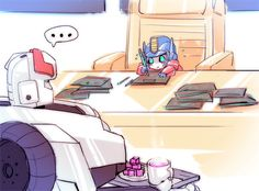 chibi optimus