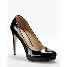 Classic Black Pump Never goes out of style!