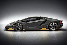Awesome Lamborghini: LAMBORGHINI CENTENARIO  Lambo