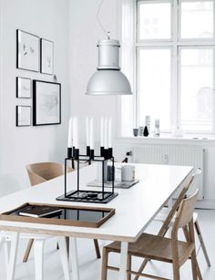 Airy and Bright Apartment in Copenhagen