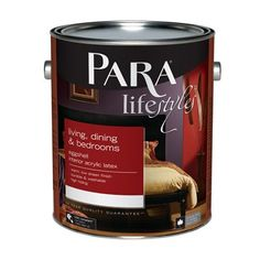 #Lowes_Canada: $15.47 or 59% Off: Para Paints from $18.49 3.7L Lowes Ontario http://www.lavahotdeals.com/ca/cheap/para-paints-18-49-3-7l-lowes-ontario/64166