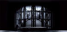 love the idea of a second level-maybe for YA? RIGOLETTO 2011 - 2nd Prize  - Teatro Regio Torino by Federico Grazzini