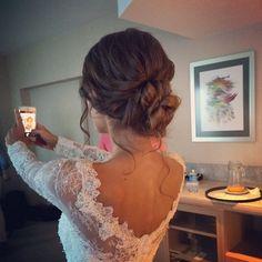 #gorgeous #wedding #hair