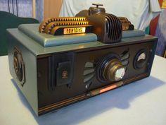 BioShock themed computer case mod created by artist Mórocz Gergõ.