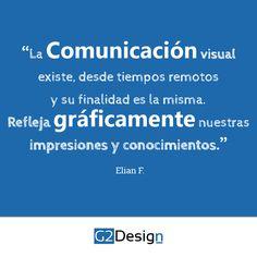 Comunicación, diseño gráfico, marketing visual.