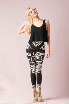 MINKPINK - PERSONALITY CRISIS LEGGING
