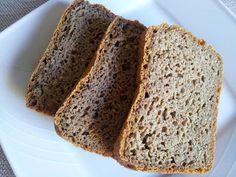 Kitchen without allergies: gluten-free buckwheat bread Gluten Free Buckwheat Bread, Liam Williams, Polish Recipes, Polish Food, Gluten Free Recipes, Vegan Vegetarian, Allergies, Banana Bread, Cooking