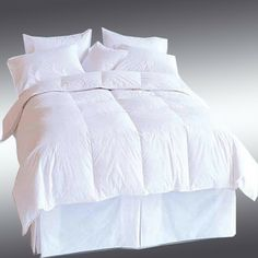Highland Feather Carmel Canadian Deluxe Goose Down Duvet Fill