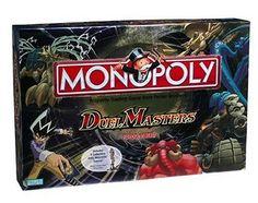 Duel Masters Monopoly Hasbro,http://www.amazon.com/dp/B0001IU5FG/ref=cm_sw_r_pi_dp_CKwEtb10ZSS978CF