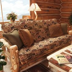We carry this Mountain Woods Rustic Aspen Log Loveseat, and other fine American-made rustic furniture and décor. Browse our rustic furniture catalogs now. Free Delivery to 48 states. Living Room Decor Furniture, Log Furniture, Furniture Ideas, Sofa Upholstery, Fabric Sofa, Tatami Futon, Futon Sofa, Futon Bedroom, Futon Mattress