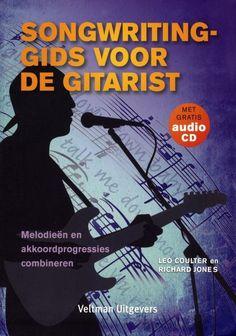 Songwritinggids voor de gitarist - Leo Coulter - ISBN 9789048304455. Je hoeft geen geweldige gitarist te zijn om songs te kunnen schrijven voor de gitaar, maar je hebt wel een grote verzameling akkoordprogressies nodig om de sfeer en stijl van een song te creëren. En natuurlijk een manier om die akkoorden te combineren met...GRATIS VERZENDING IN BELGIË - BESTELLEN BIJ TOPBOOKS VIA BOL COM OF VERDER LEZEN? DUBBELKLIK OP BOVENSTAANDE FOTO!
