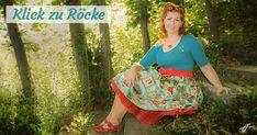 Tschinderella Röcke Rockabilly Mode, Trends, Woman