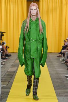 Walter Van Beirendonck Spring 2018 Menswear Collection Photos - Vogue